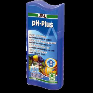 JBL pH-Plus 100 мл - Повишава pH на водата в сладководни и морски аквариуми