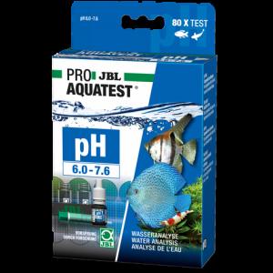 JBL PROAQUATEST pH 6.0-7.6 - Бърз тест за измерване на  pH от 6.0-7.6 в сладководни аквариуми