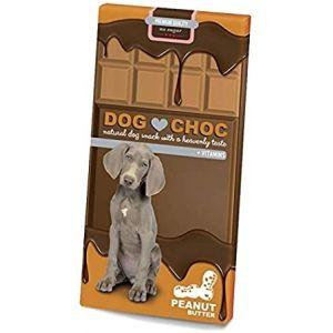 EBI DogChoc Peanut Butter 100 g - Шоколад за кучета, фъстъчено масло
