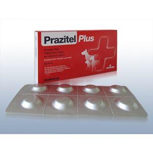 Prazitel Plus таблетки за вътрешно обезпаразитяване на кучета - 8 таб.