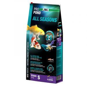 JBL ProPond All Seasons S - храна за малки по размер кои и езерни риби