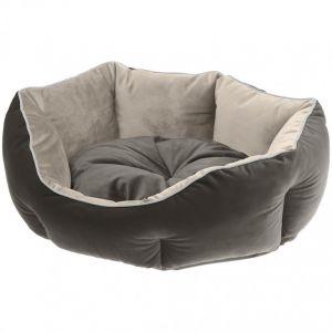 Ferplast Queen 50 gray - легло за куче, сиво