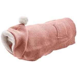 Hunter Dog Pullover Rögla - Пуловер с качулка за кучета, розов