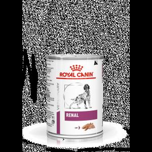 Royal Canin Renal Dog -  лечебна мокра храна за кучета с бъбречна недостатъчност - 410 г