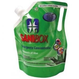 Professional Pets Sanibox ALOE - концентрат, почистващ препарат с аромат на алое - 1000 мл