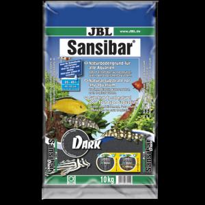 JBL Sansibar DARK 10 кг - тъмен субстрат за сладководни и соленоводни аквариуми и терариуми