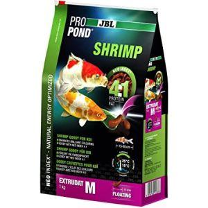 JBL ProPond Shrimp M - за средни по размер кои и езерни риби - със скариди