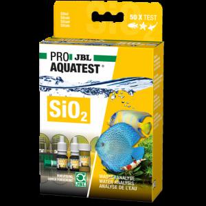 JBL PROAQUATEST SiO2 Silicate - Бърз тест за измерване на съдържанието на силикати (SiO2) в сладководни и морски аквариуми