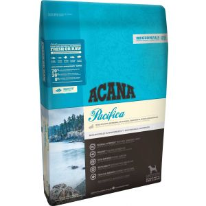 Acana Pasifica - суха храна за куче с херинга и сьомга - 11,4 кг.