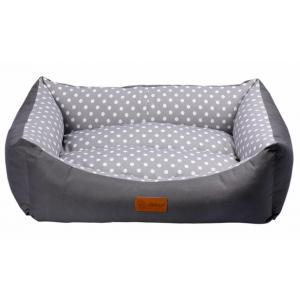 Dubex TARTE сиво на точки - Меко легло
