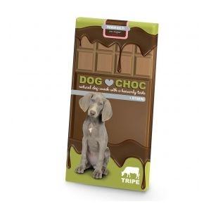 EBI DogChoc Tripe 100 g - Шоколад за кучета, шкембе