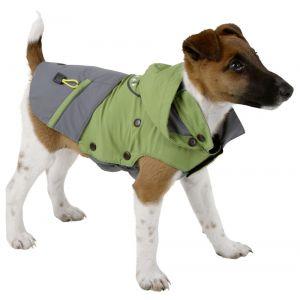 Kerbl Dog Coat Vancouver - яке за кучета, зелено със сиво