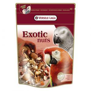 Versele-Laga Exotic Nut Mix 750 g - за големи папагали с ядки