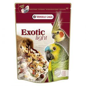 Versele-Laga Exotic Light Mix 750 g - за големи папагали с пуканки и зърна