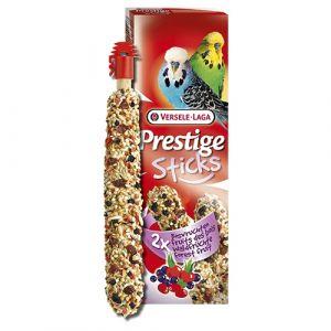 Versele-Laga Stick Budgies Forest Fruit 2 бр х 30 гр - Стикове за вълнисти папагали с горски плодове 60 гр