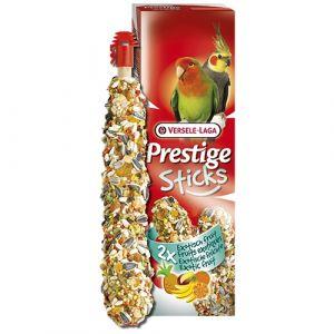 Versele-Laga Stick Big Parakeets Exotic Fruit 2 бр х 70 гр - Стикове за средни папагали с екзотични плодове 140 гр