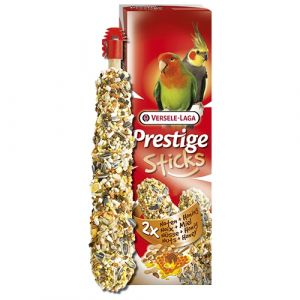 Versele-Laga Stick Big Parakeets Nuts & Honey 2 бр х 70 гр - Стикове за средни папагали с ядки и мед 140 гр