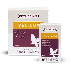 OROPHARMA YEL-LUX - оцветител за интензивен жълт цвят