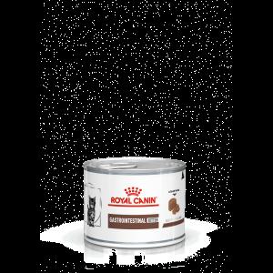 Royal Canin Gastrointestinal Kitten Mousse - Пълноценна храна за подрастващи котенца при гастроинтестинални проблеми , мус - 195 гр