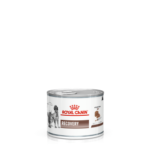 Royal Canin Recovery Dog/Cat - лечебна мокра храна за кучета и котки за хранително възстановяване след боледуване - 195 гр