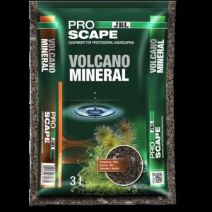 JBL ProScape Volcano Mineral - субстрат от вулканични скали, богат на естествени минерали