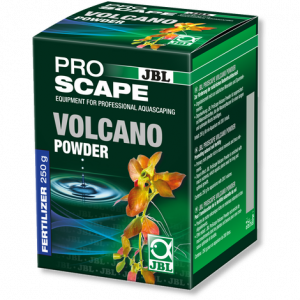 JBL ProScape Volcano Powder 250 гр - прах от вулканични скали, богатa на естествени минерали и микроелементи