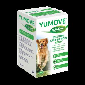 Lintbells YuMove Dog – овкусени таблетки за стави с екстракт от зеленоуста мида (за кучета)