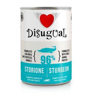 Disugual Sturgeon - пълноценна храна за кучета с един източник на животински протеин, с есетра